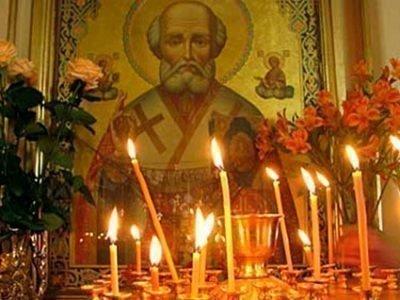 Обращение к святому Николаю Чудотворцу за победу