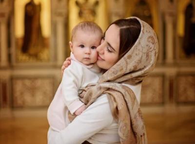 Молитва за зрение ребенка