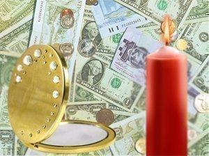 Заговор на притяжение богатства