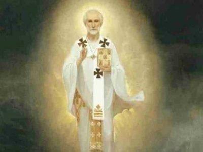 Молитва св. Николаю перед операцией
