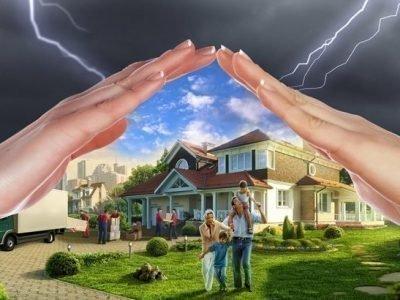 Заговор на защиту дома