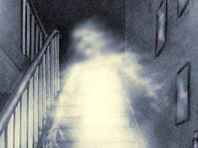 Нупокоенная душа в доме