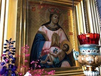 Ростовская икона Умиление