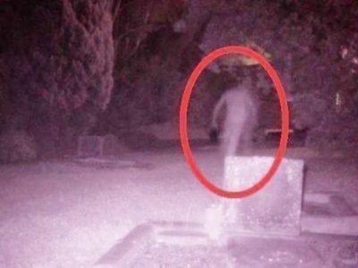 Призрак умершего человека