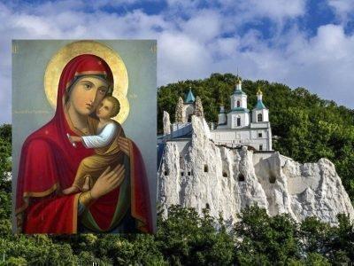 Святогорская икона Божьей матери