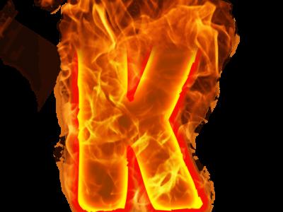 Буква К в имени