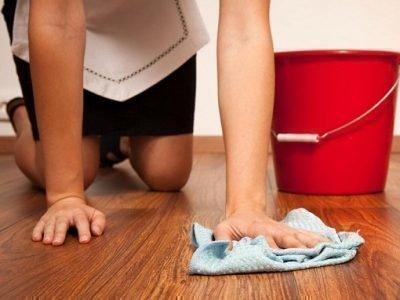 Заговор на чистые полы для продажи квартиры