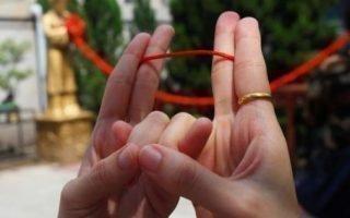 Как правильно загадывать желание на красную нить