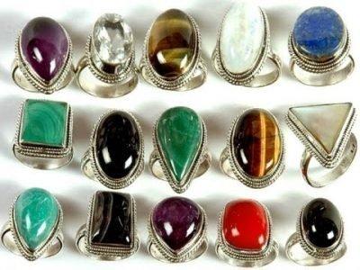 Кольца с камнями по знакам зодиака