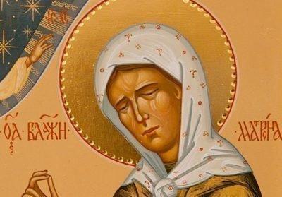 Молитва св. Матроне перед экзаменом