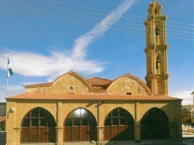 Церковь св. Киприана на Кипре