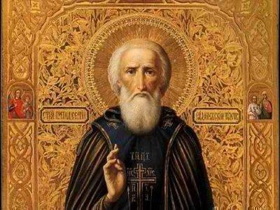 Молитва Сергею Радонежскому перед экзаменом