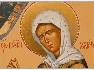 Молитва св. Матроне перед операцией