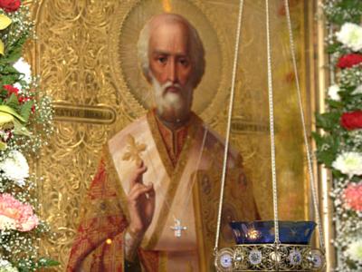 Молитва Николаю Чудотворцу перед экзаменом