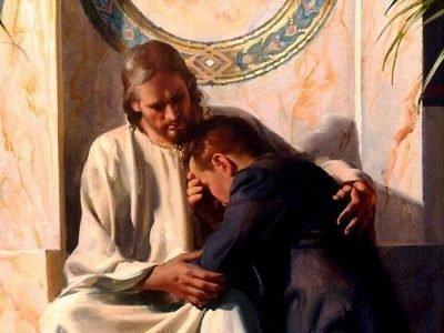 Покаяние - первый шаг к исцелению