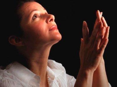 Молитва за больного ребенка
