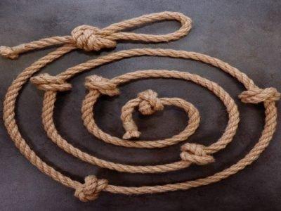 Присушка неженатого на веревку