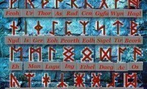 Толкование 7 сильнейших нортумбрийских рун: Эар, Гар, Ос, Ак, Кальк, Стан, Юр