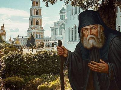 Жизнь Серафима Саровского