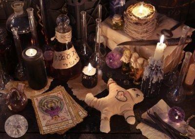 Ритуал от конкурентов с черной магией