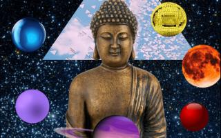Как использовать энергию планет для прокачки чакр