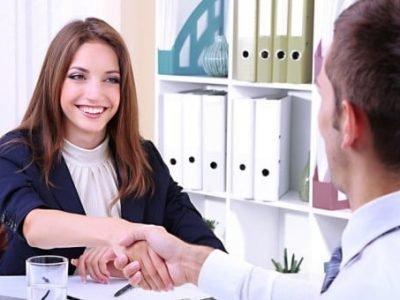 Женщина-Дева и мужчина-Рак в работе