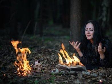 Ритуалы со стихией Огня