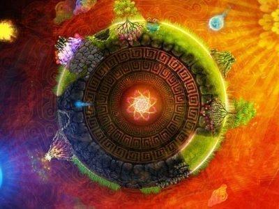 Чакры и планеты
