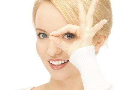 Мудры для здоровья глаз