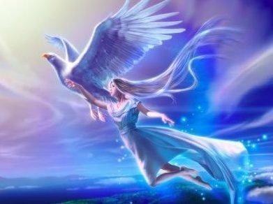 Сильфы - духи стихии Воздуха