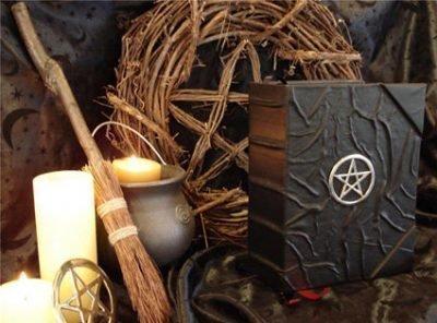 Атрибуты ритуальной магии