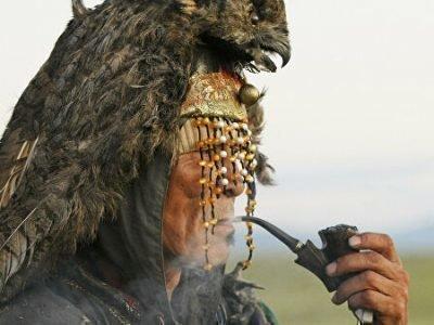 Современный шаман