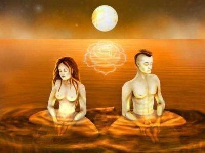 Свадхистана - половая чакра