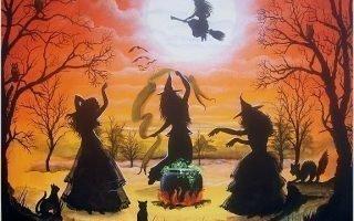 Что такое ведьмин шабаш, где и когда он проходит
