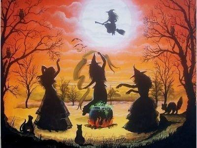 Шабаш ведьм