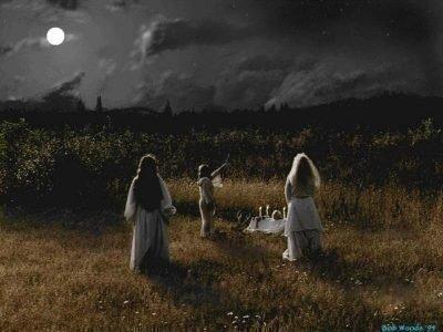 Ведьмы Викки