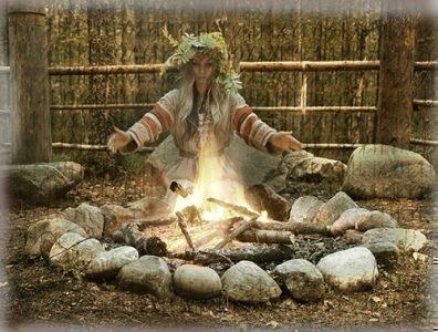 Славянский ритуал