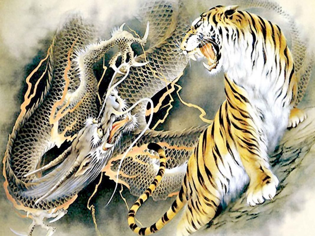 Год тигра и дракона совместимость