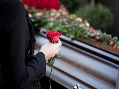 Похороны самоубийцы