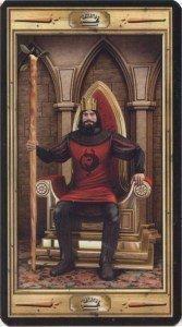 Король Жезлов. Таро Универсальный Ключ