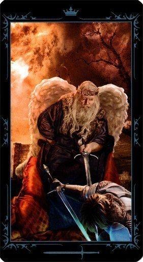Король Мечей. Колода Таро Темных Сказок