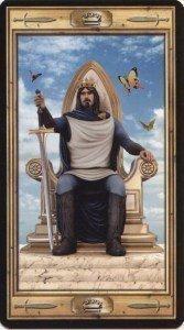 Король Мечей. Таро Универсальный Ключ