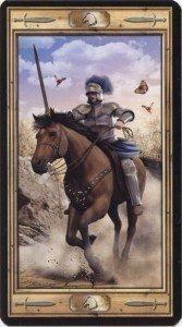 Рыцарь Мечей. Таро Универсальный Ключ