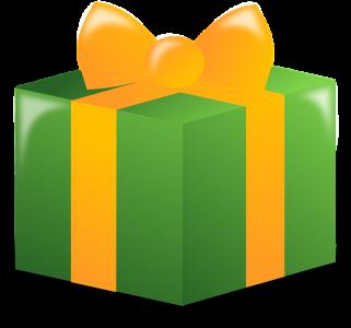 подарок 18