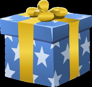 подарок 3