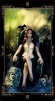 1 Императрица. Колода Таро Темных Сказок