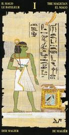 1 Маг. Египетское Таро