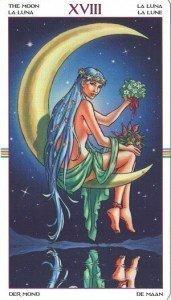 18 Луна. Таро Колесо Года