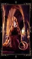 2 Верховная Жрица. Колода Таро Темных Сказок