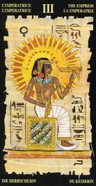 3 Императрица. Египетское Таро